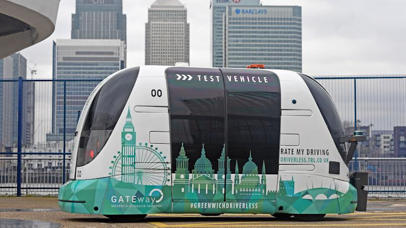 Autonomous vehicle industry standards to be agreed in new scheme