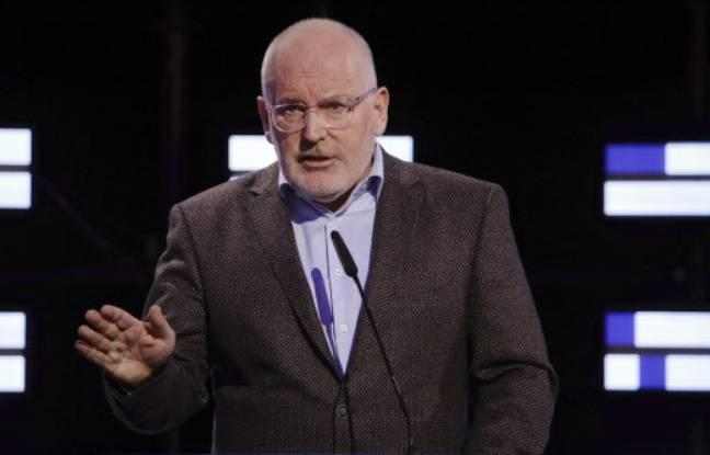 L'option Timmermans rejetée par le PPE — Nominations dans l'UE