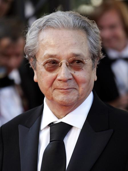 """FILE - In this May, 17, 2007 file photo French lawyer Jacques Verges arrives for the screening of the film """"Zodiac"""" at the 60th International film festival in Cannes, southern France. Verges, called the """"Devil's advocate"""" for his flamboyant courtroom defense of the likes of former Nazi Klaus Barbie and Carlos the Jackal, died Thursday Aug. 15, 2013 of cardiac arrest in Paris. He was 88. (AP Photo/Francois Mori, File)"""