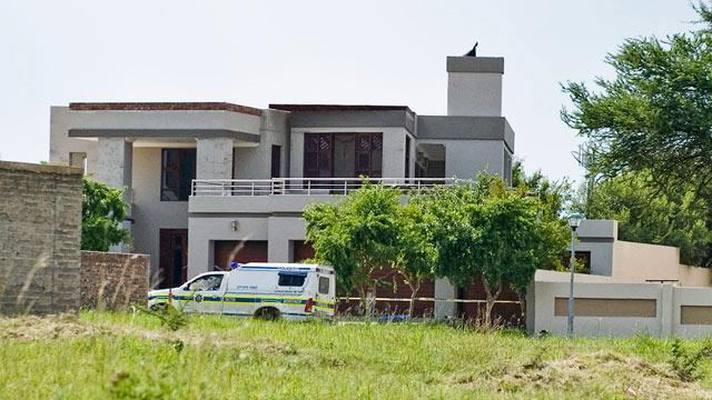 Oscar Pistorius' Home, Where Girlfriend Was Fatally Shot, May Be Evidence in the Trial