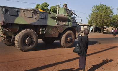 Mali Conflict: France Sends In More Troops