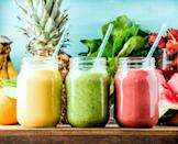 <p>A liquid diet. Drink only fruit and vegetable juice and abstain from food. Why: This detoxing diet is reported to flush your system clean, whilst providing you with nutrients from fruit and vegetables. Drawbacks: No food means a lack of fibre, which is needed to regulate your digestive system. </p>