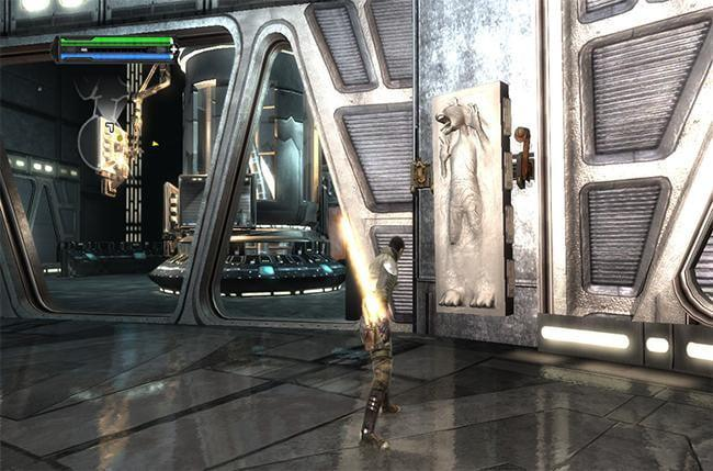 'Star Wars: The Force Unleashed'