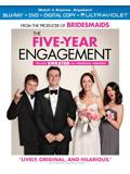 The Five-Year Engagement Box Art
