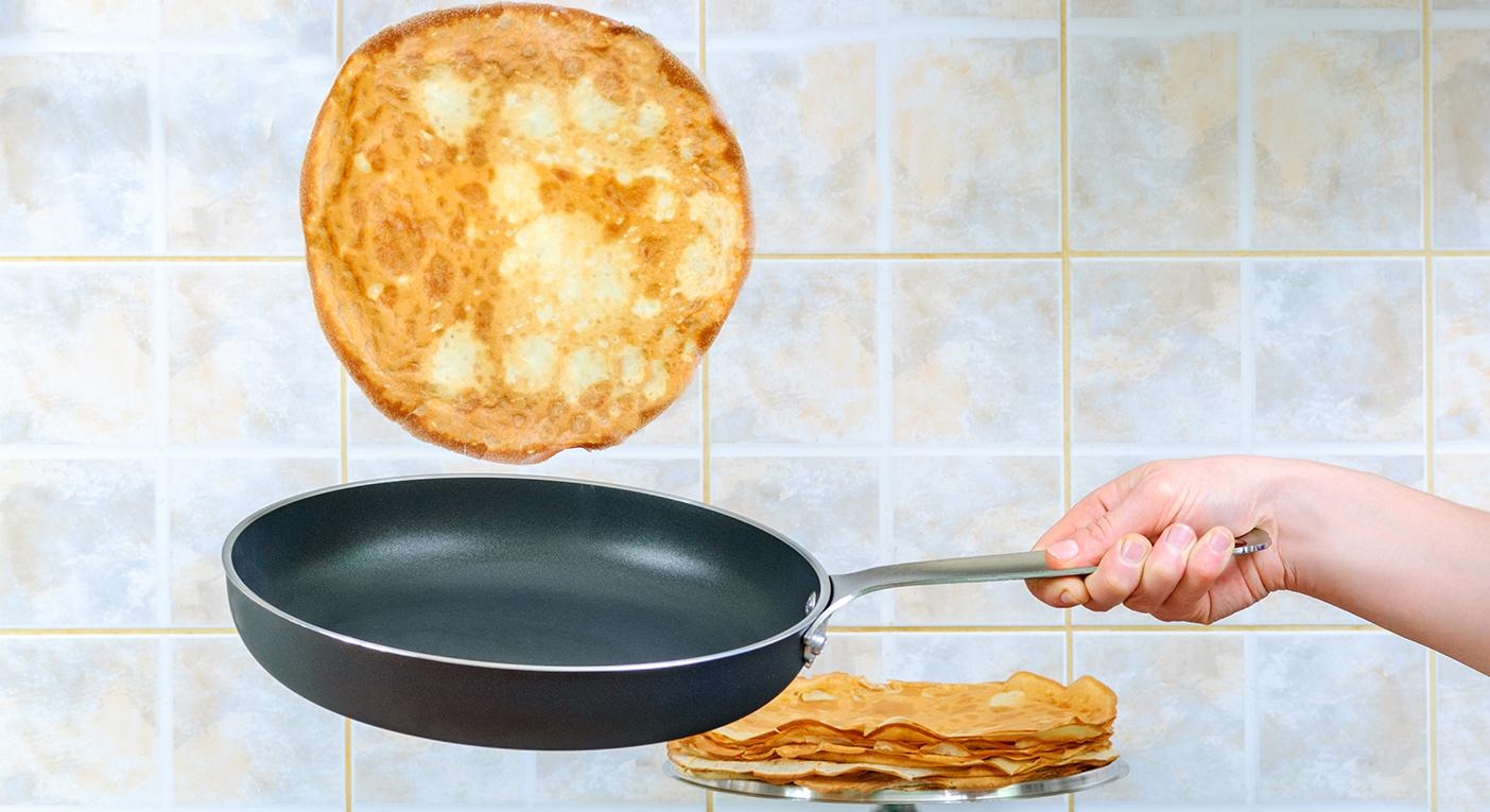 Pancake Day, also known as Shrove Tuesday, falls on 25 February this year.
