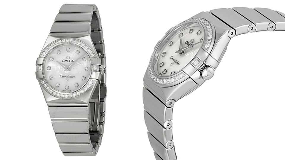 Best gifts for mom: Omega watch