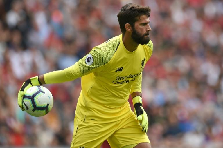 Liverpool goalkeeper Alisson Becker was punished for a mistake against Leicester