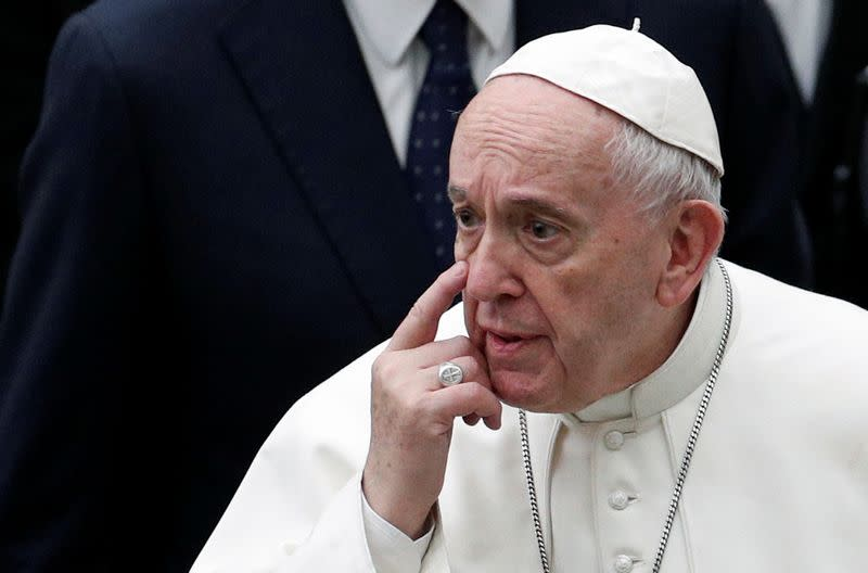 Pope plans Indonesia trip to promote inter-religious dialogue