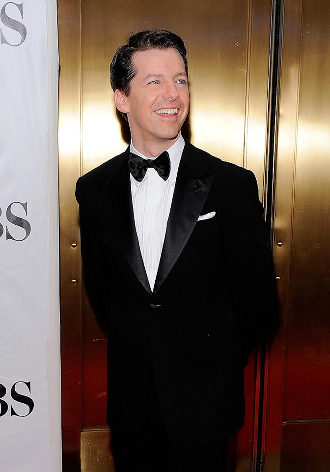 "For years, Sean Hayes played gay scene-stealer Jack on the '90s TV hit ""Will & Grace,"" but he only confirmed he's gay in real life in the April 2010 issue of the <i>Advocate</i>. The magazine chose the headline, ""The interview you've waited 12 years to read."" Jemal Countess/<a href=""http://www.wireimage.com"" target=""new"">WireImage.com</a> - June 13, 2010"