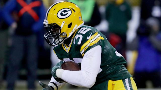 Michael played nine games for the Packers last season, including the postseason.