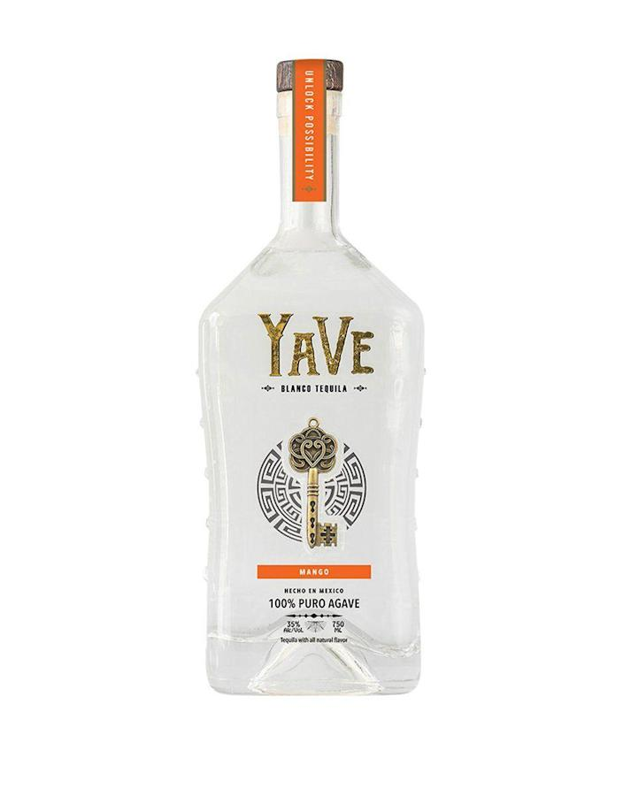 """<p><strong>YaVe Tequila</strong></p><p>reservebar.com</p><p><strong>$43.00</strong></p><p><a href=""""https://go.redirectingat.com?id=74968X1596630&url=https%3A%2F%2Fwww.reservebar.com%2Fproducts%2Fyave-tequila-mango&sref=https%3A%2F%2Fwww.delish.com%2Fkitchen-tools%2Fg33983771%2Flatinx-owned-food-brands%2F"""" rel=""""nofollow noopener"""" target=""""_blank"""" data-ylk=""""slk:BUY NOW"""" class=""""link rapid-noclick-resp"""">BUY NOW</a></p><p>Started by Joe Cruz as a way to follow his passion and eventually leave a legacy for his son, YaVe tequila is now an award-winning liquor brand. The name """"YaVe"""" is the phonetic spelling of the Spanish word """"Llave"""" which means """"key"""" and this tequila hopes to be a way to unlock possibilities to create fun drinks and experiences with friends.</p>"""