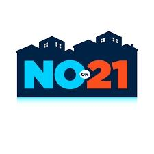 Bay Area News Group Editorializes: Vote No on 21