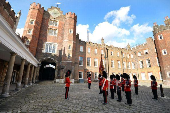 """<p>The London palace was the former residence of the monarchs of England until the reign of Queen Victoria. <a href=""""https://www.royal.uk/royal-residences-st-jamess-palace"""" rel=""""nofollow noopener"""" target=""""_blank"""" data-ylk=""""slk:St. James's Palace"""" class=""""link rapid-noclick-resp"""">St. James's Palace</a> holds an important role in the monarchy as it is the place where the Garter King of Arms formally announces the accession of the new king or queen from the palace's Proclamation Gallery after the death of a monarch. It's also the London residence of Princess Anne, Princess Beatrice, and Princess Alexandra. The palace even hosts charity receptions associated with members of the royal family.</p>"""