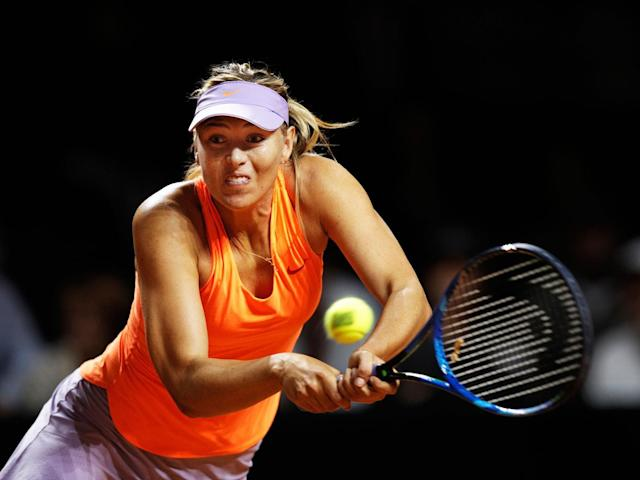Sharapova is looking more and more like old herself (Getty)