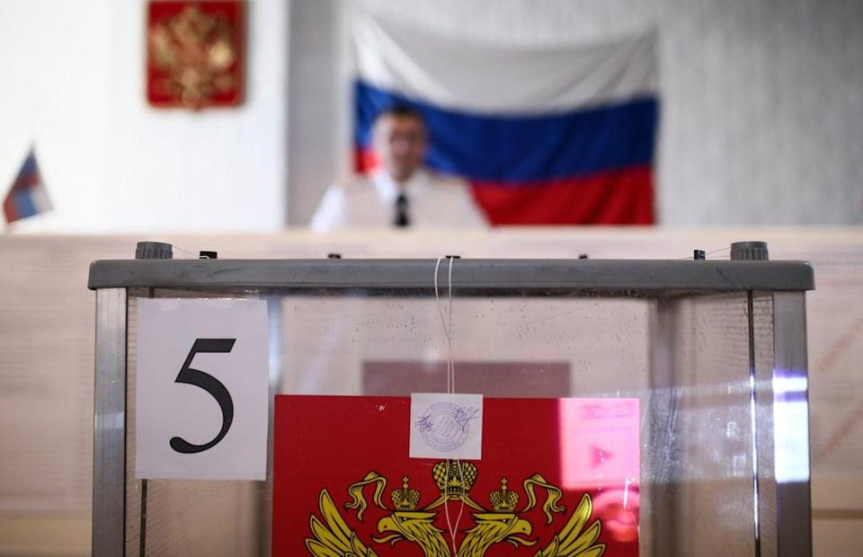 Few doubt the Kremlin will win a landslide at the Russian legislative election, but there may be some surprises  (Maxim Kiselev/TASS)