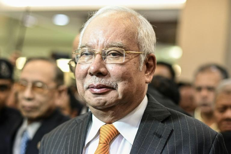Malaysia's former prime minister Najib Razak is accused of making millions off the mammoth 1MDB fraud