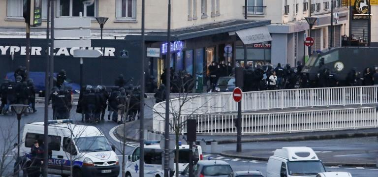 France-based jihadist Amedy Coulibaly killed four people after taking hostages at a in 2015  grocery store in Paris, before being killed when police raided the building