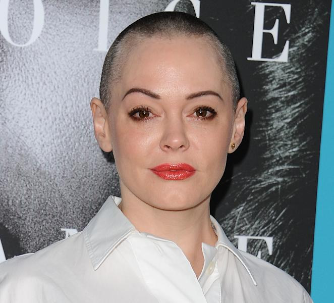 Twitter Suspends Actress Rose McGowan's Account