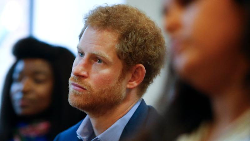 Prince Harry Says Suffered 'Total Chaos' Post Mother Diana's Death