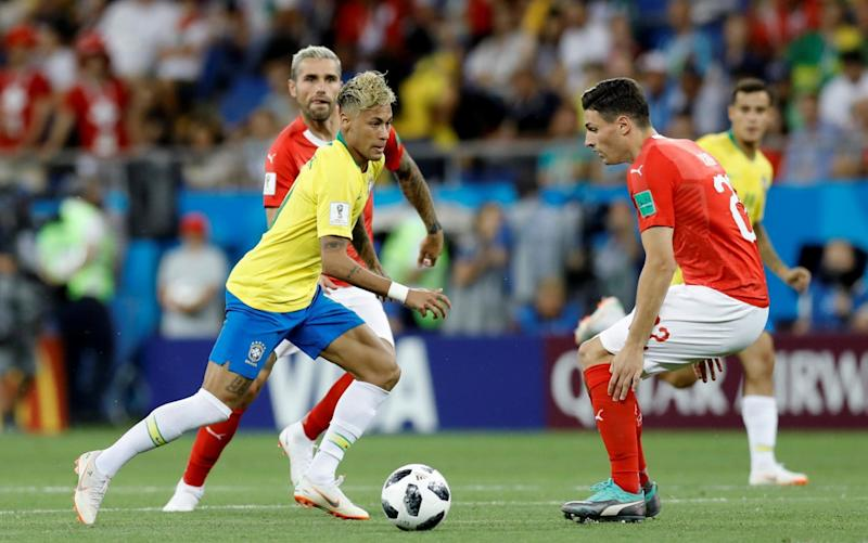 Disappointment for Neymar and Brazil on day four - what will day five of World Cup 2018 bring? - Anadolu