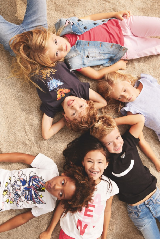 <p>Armani's luxurious fabrics have been translated into mini me designs. Designed for girls, boys and baby, the Armani Junior collection features casual tees and jeans along with more formal dresses and suits. Prices range from £30 to £250.<br /><i>[Photo: Armani]</i> </p>