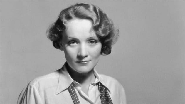 <p>Dietrich was born on Dec. 27, 1901 in Berlin, Germany. Her mother was from a wealthy German family who owned a jewelry and clock-making firm and her father was a police lieutenant who died when she was young. Dietrich later moved to America and became an American citizen in 1939.</p>