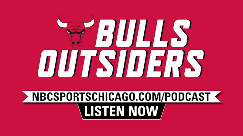 Bulls Outsiders Podcast:  Bulls snap losing streak with win over Pistons