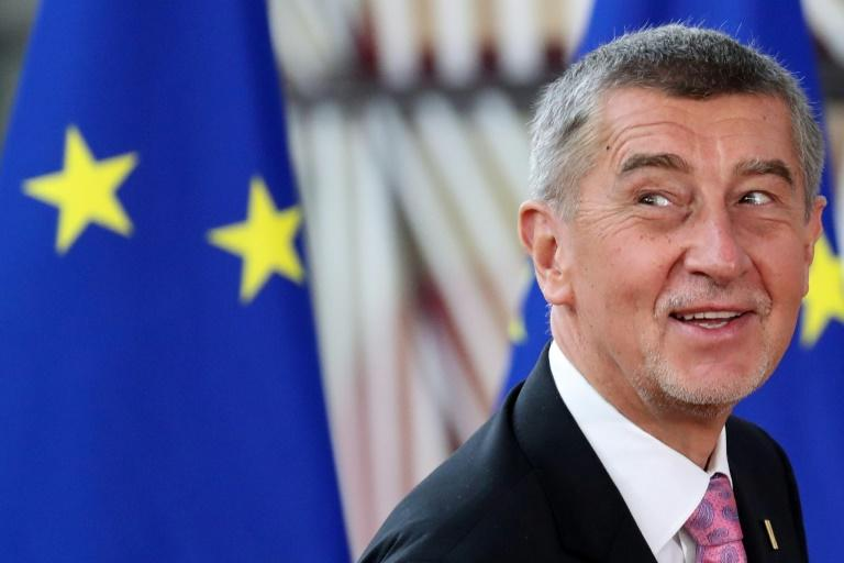 Babis is facing police charges over EU subsidy fraud