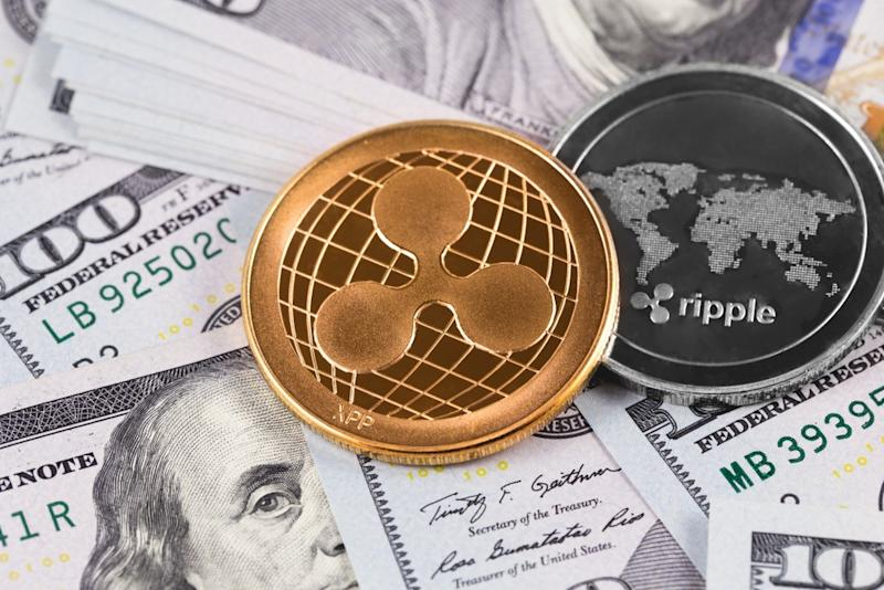XRP die-hards are turning blue in trying to buy the cryptocurrency | Source: Shutterstock