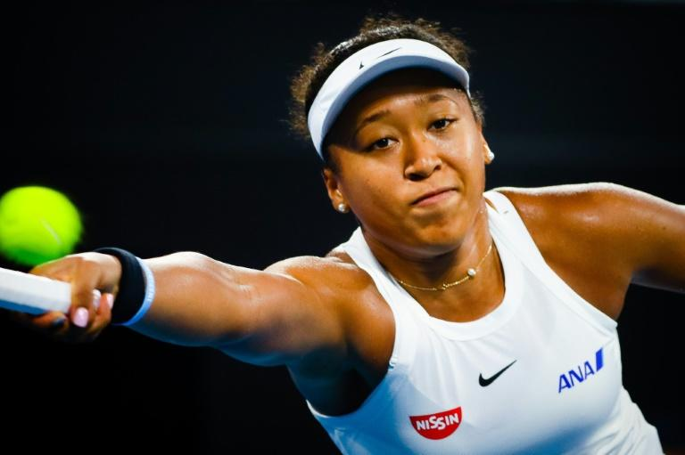 Naomi Osaka is defending a Grand Slam title for the second time