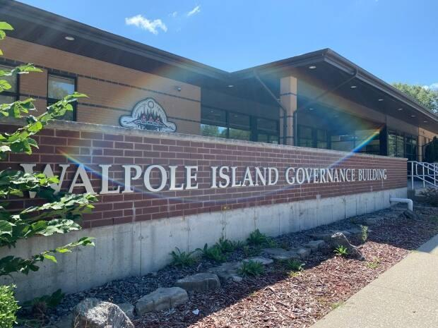 Cases on Walpole Island First Nation have spiked over the last two weeks. The region currently has 28 active cases. (Katerina Georgieva/CBC - image credit)
