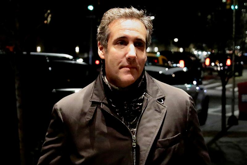 Trump says he doesn't believe personal lawyer Cohen will flip, even though most people do