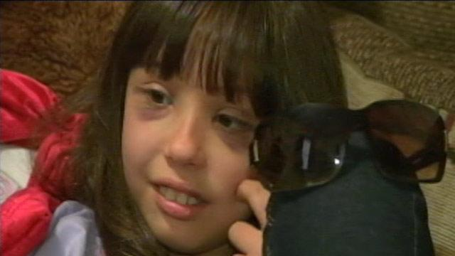 Girl Who Outsmarted Alleged Kidnapper: 'I Got my Fight From Daddy'