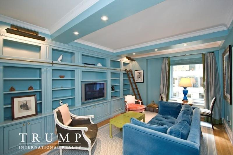 """<a href=""https://www.trumpinternationalrealty.com/listings/502-park-avenue-new-york-trmp1608433/"" target=""_blank"">Style and quality are paramount</a> in this home,"" the Trump listing reads. (Photo source: Trump International Realty New York via StreetEasy listing)"