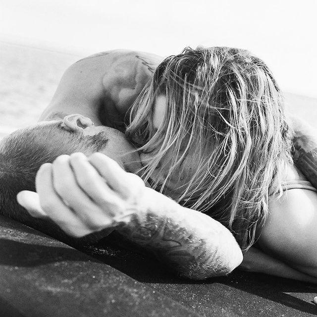 """<p>To mark Valentine's Day, Hailey shared an adorable photo of the couple enjoying some sunshine.</p><p><a href=""""https://www.instagram.com/p/Bt33WiSl9Ud/"""" rel=""""nofollow noopener"""" target=""""_blank"""" data-ylk=""""slk:See the original post on Instagram"""" class=""""link rapid-noclick-resp"""">See the original post on Instagram</a></p>"""