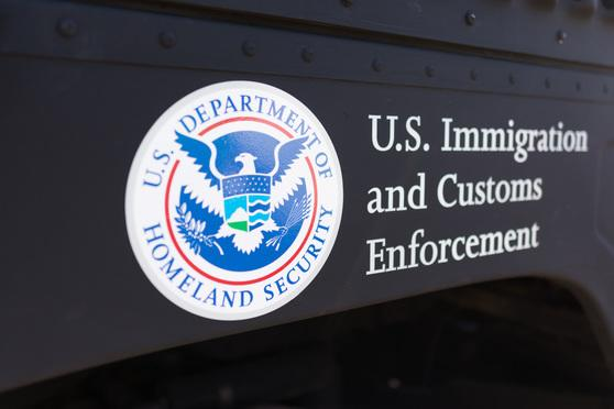 mmigration and customs enforcement ICE