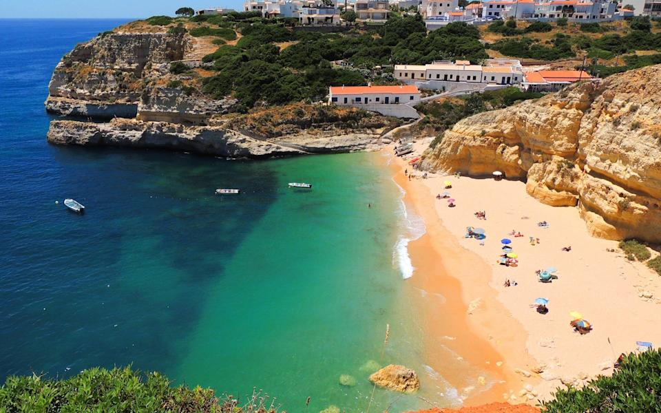 Britons are booking Portugal holidays – yet there is no confirmed date for tourism to resume - Getty