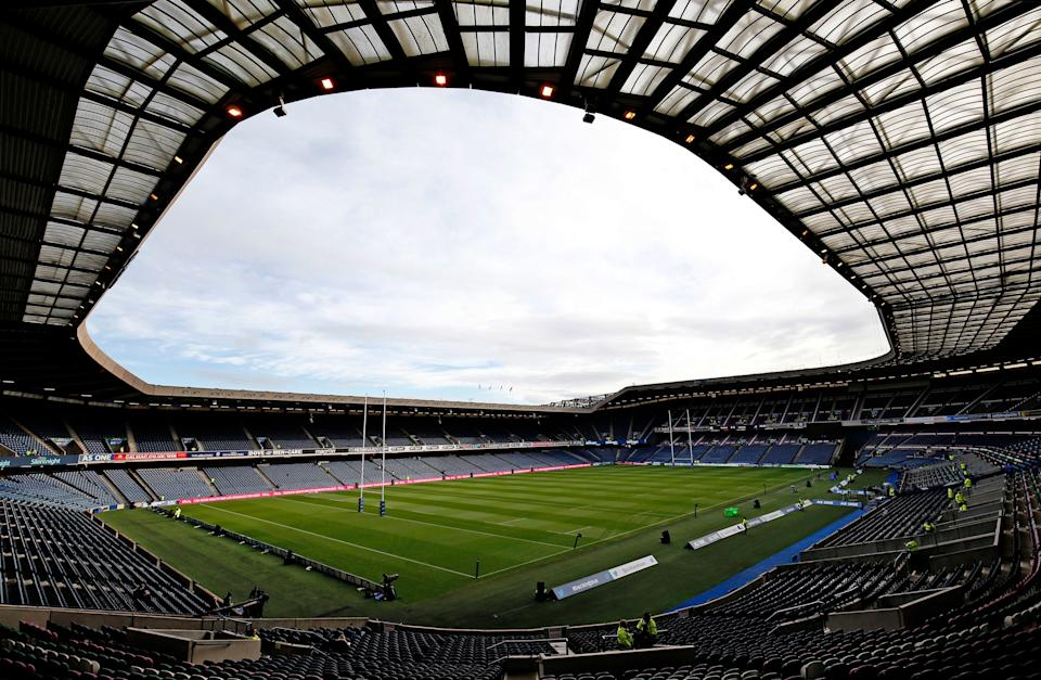 The Lions will face Japan at Murrayfield on the same day as the Premiership finalPA