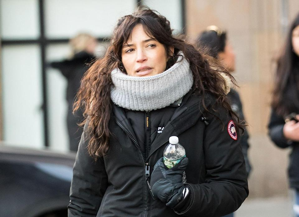 Reed Morano in New York for a location shoot on <i>The Rhythm Section</i> (Splash)