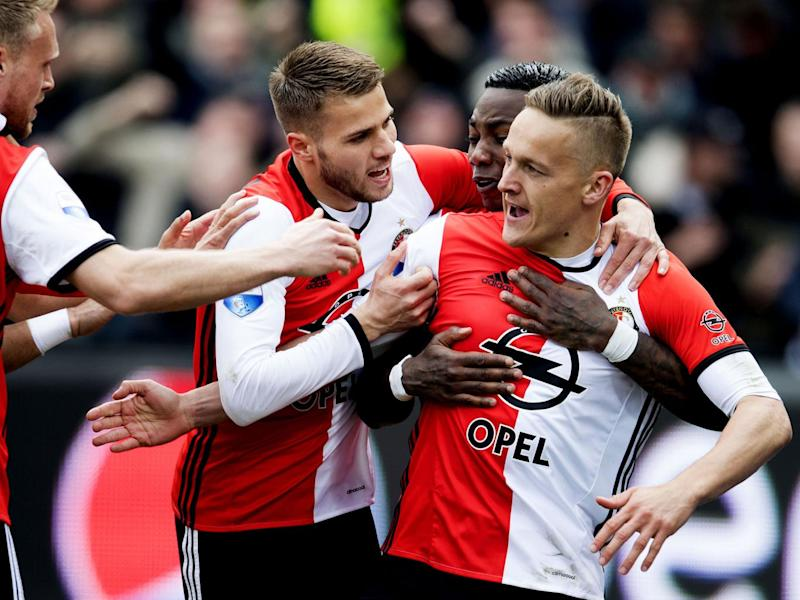 Feyenoord lead the way in the Eredivisie (Getty)