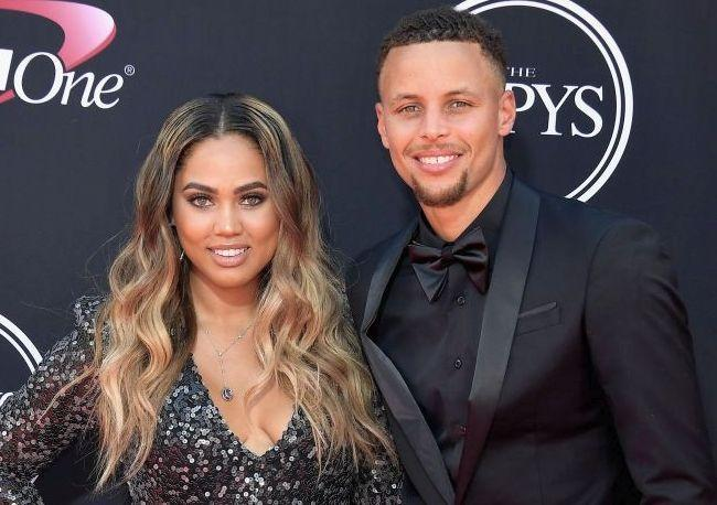 Ayesha and Stephen Curry have been married almost eight years and have two daughters and one son.