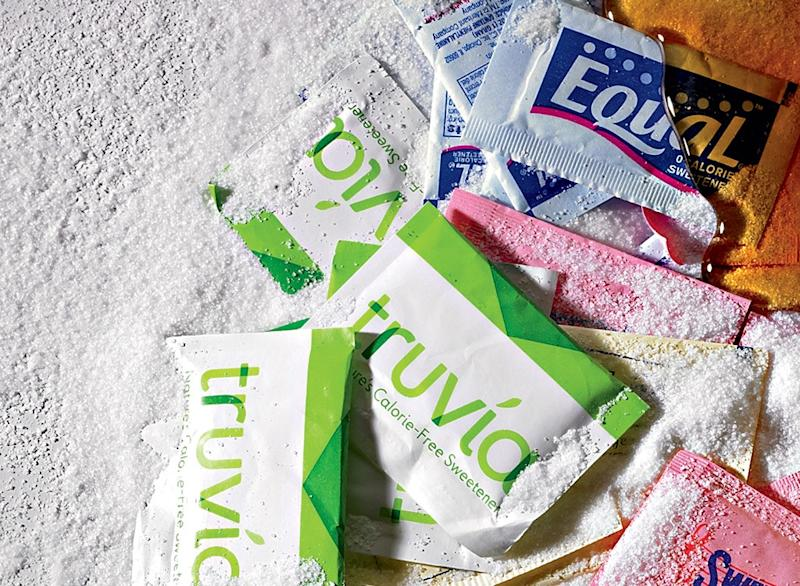 how to lose body fat - artificial sweeteners