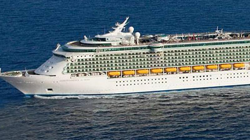 More Than 300 Passengers Fall Ill on Royal Caribbean Cruise Ship