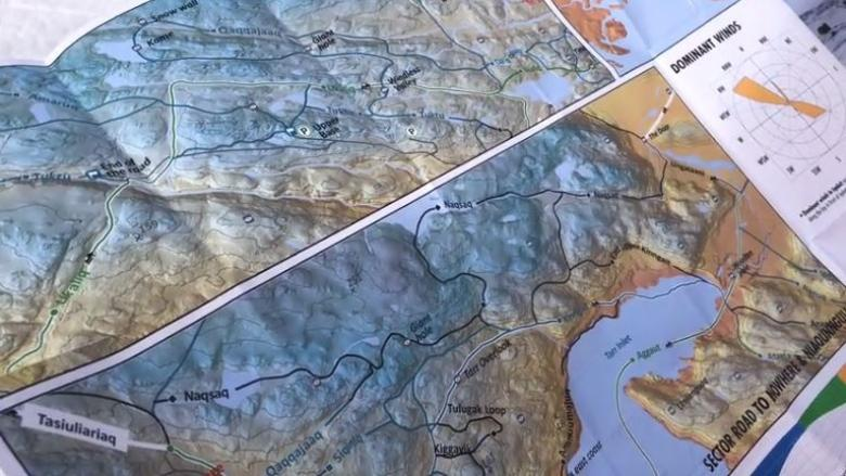 There's a map for that: ski club releases guide to Iqaluit-area trails