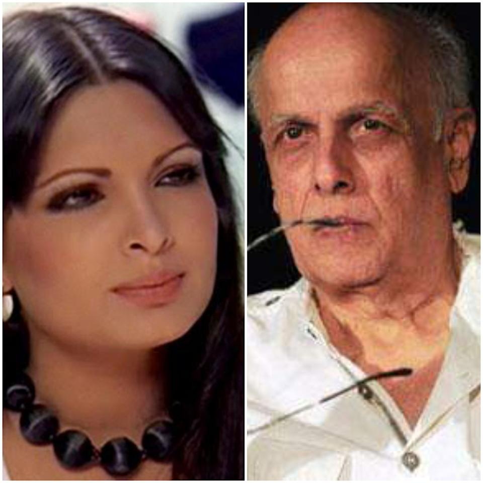 She had also found comfort in the companionship of Mahesh Bhatt who was a budding director when Parveen was already a star. Mahesh was a married man, but had abandoned his wife Lorraine for her. Soon Parveen's schizophrenia picked intensity and her attacks became frequent. Mahesh tried all he could, but her condition was beyond any treatment. Having tried and failed with all recourses, Bhatt had no options but to move out of this relationship.
