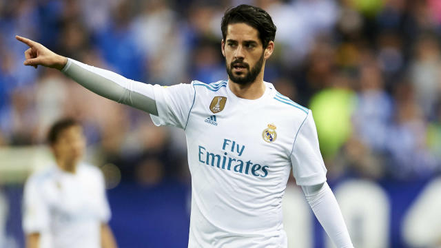 The Spanish midfielder is rumoured to be negotiating a move away from the capital for after the World Cup, but he says he is in a good place