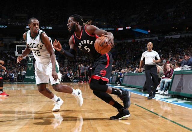 DeMarre Carroll is headed to Brooklyn. (Getty)