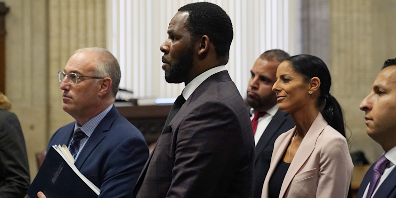 R. Kelly Pleads Not Guilty to Federal Sex Abuse Charges in Brooklyn