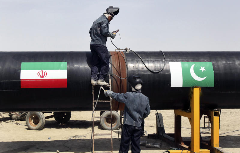 Report: Iran gas imports a disaster for Pakistan