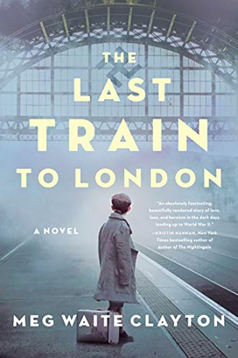 """<p><a class=""""link rapid-noclick-resp"""" href=""""https://www.amazon.co.uk/Last-Train-London-Novel-ebook/dp/B07NL8TTQS/ref=sr_1_1?keywords=The+Last+Train+to+London+by+Meg+Waite+Clayton&qid=1567162190&s=gateway&sr=8-1&tag=hearstuk-yahoo-21&ascsubtag=%5Bartid%7C1919.g.15922606%5Bsrc%7Cyahoo-uk"""" rel=""""nofollow noopener"""" target=""""_blank"""" data-ylk=""""slk:SHOP NOW"""">SHOP NOW</a> £7.99, Amazon</p><p>The Last Train To London centres on the Kindertransports - the rescue effort that carried thousands of children out of Nazi-occupied Europe. Stephan and Žofie-Helene's lives are thrown into crisis when the Nazi's tale control, but its one brace woman's mission to help them escape to safety.</p>"""